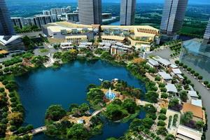 Khu đô thị Sinh thái Gamuda Gardens