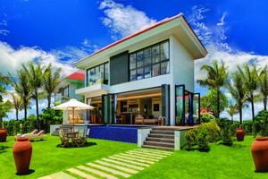 Biệt thự biển nghỉ dưỡng La Perla Villa Resort