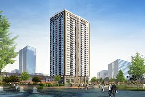 Chung cư Startup Tower