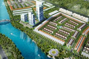 Khu dân cư Oasis City Bình Dương