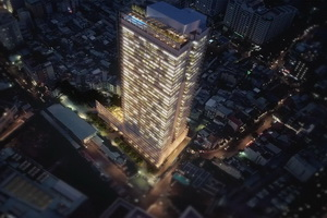 Căn hộ The Vertex Private Residences quận 1