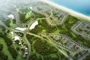 Khu nghỉ dưỡng FLC Quang Binh Beach & Golf Resor