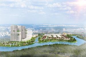 Khu dân cư Senturia Nam Sài Gòn huyện Bình Chánh