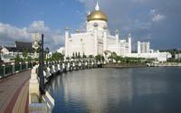 Sultan Omar Ali Saifuddin - niềm tự hào Brunei
