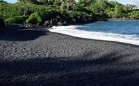 Punaluu - Ấn tượng không quên với bãi biển cát đen