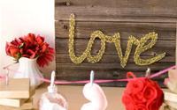 6 ý tưởng trang trí nhà siêu lãng mạn cho ngày Valentine