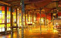 Những quán bar có kiến trúc