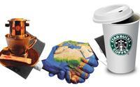 Trung Nguyên gửi thông điệp gì cho Starbucks?