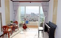 Ngắm căn hộ tầng 18 của hot boy Huỳnh Anh