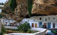 Setenil de las Bodegas - Thị trấn nằm dưới tảng đá