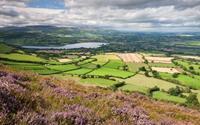 Vẻ đẹp tinh tế của vườn quốc gia Brecon Beacons