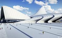 """12 công trình kiến trúc """"hoành tráng và lạ mắt"""""""