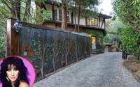 Ngôi nhà gỗ đẹp lung linh của ca sĩ Cher