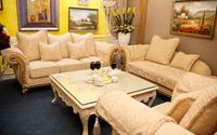 eL Dorado Royal City, một không gian nội thất hoàng gia.
