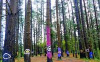 Khu rừng thần tiên trong thung lũng Tây Ban Nha