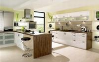 Cách bài trí bếp đem lại hòa khí cho gia đình