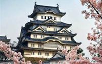 """Giếng ma trong """"lâu đài hạc trắng"""" Himeji"""
