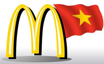 McDonald's và thử thách Việt Nam