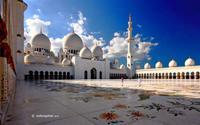 Sheikh Zayed Grand - Niềm tự hào của các tiểu vương quốc Ảrập thống nhất