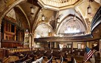 Những tàn tích kiến trúc tuyệt đẹp ở Detroit