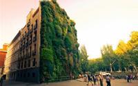 Vườn treo thẳng đứng - kiệt tác kiến trúc hấp dẫn quyến rũ