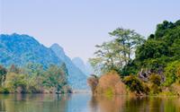 Suối Yến - chùa Hương đẹp mơ màng trong sắc thu