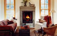 Mùa đông ấm áp hơn nhờ nội thất