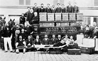 Louis Vuitton và điều kỳ diệu từ những chiếc vali