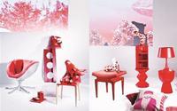 Giáng sinh rộn ràng cùng sắc đỏ