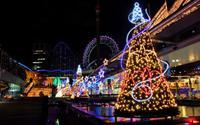 Những thành phố đẹp nhất thế giới trong mùa Giáng sinh