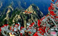 Chinh phục đỉnh Hoàng Sơn phủ trong tuyết trắng