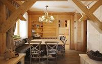 Ngôi nhà bằng gỗ Casa Cojana đẹp như mơ