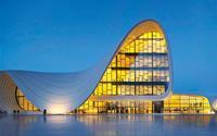 10 kiến trúc hiện đại gây kinh ngạc