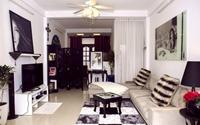 Ngôi nhà nhỏ xinh của người mẫu Minh Triệu