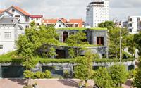 Chiêm ngưỡng nhà đá hình xuyến giành giải kiến trúc xanh Việt Nam