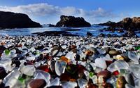 Những bãi biển kỳ lạ nhất thế giới