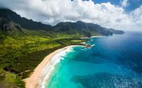 Cảnh quan tuyệt đẹp của hòn đảo Kauai