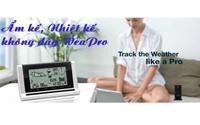 WeaPro - Máy phòng tránh sốc nhiệt trong mùa hè