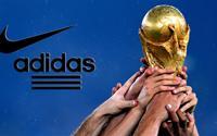 World Cup 2014 hâm nóng cuộc đối đầu Nike - Adidas