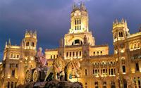 Ngắm kiến trúc tuyệt vời của thành phố Madrid, Tây Ban Nha