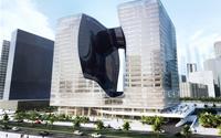 Khách sạn mô phỏng tàu vũ trụ tại Dubai