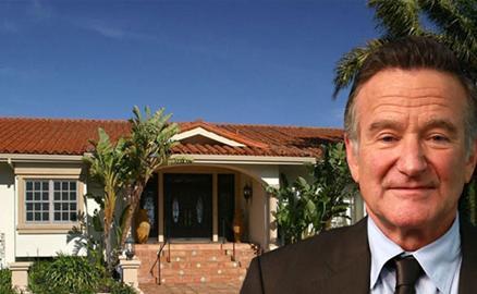 Ngôi nhà xinh xắn nơi Robin Williams qua đời