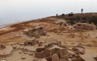 Khách sạn bằng cát độc đáo của Ai Cập