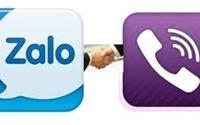 """Viber và Zalo: """"Song mã"""" chia đôi ngã rẽ"""