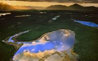 Công viên quốc gia và khu bảo tồn lớn hơn cả nước Thụy Sĩ