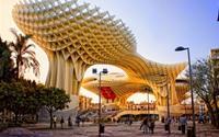 Metropol Parasol - kiệt tác kiến trúc bằng gỗ lớn nhất thế giới
