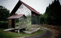 Độc đáo ngôi nhà được ghép từ ngàn chiếc gương