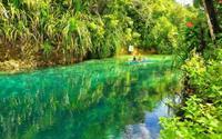 Hinatuan - dòng sông kỳ diệu màu nước biển