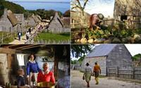 Khu kiều dân Plimoth: Một bảo tàng sống về thực dân Anh ở Mỹ thế kỷ 17