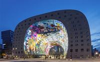 Chiêm ngưỡng thiết kế độc đáo của Trung tâm thương mại Hà Lan